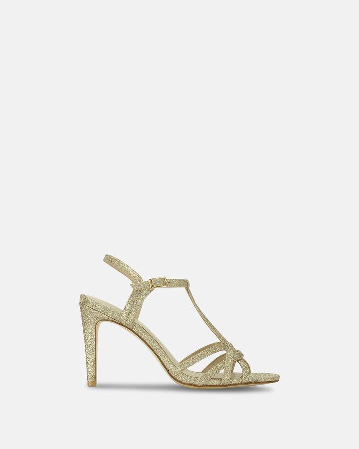 Sandale - Madison, PLATINE
