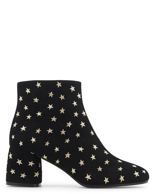 Boots - Ghada, NOIR