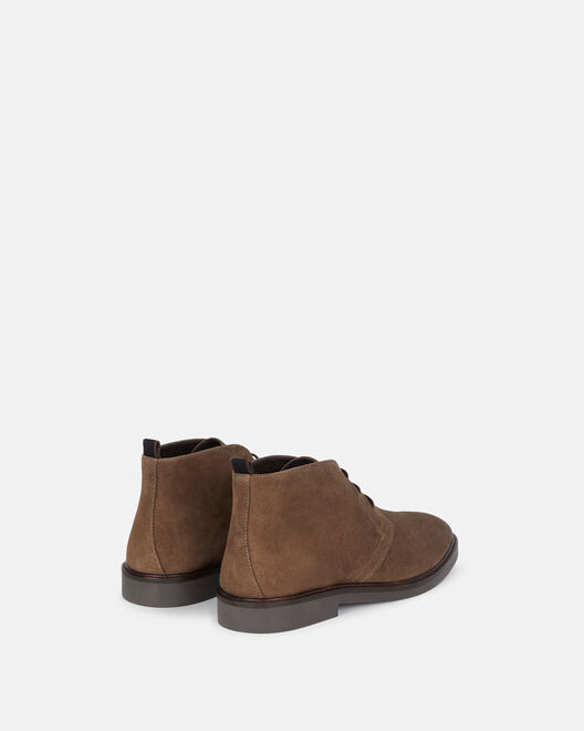 Boots - Saydou, TAUPE