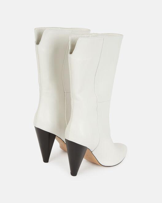 Boots - Pruya, BLANC