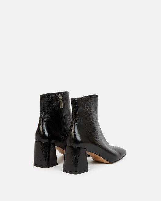 Boots - Zalena, NOIR