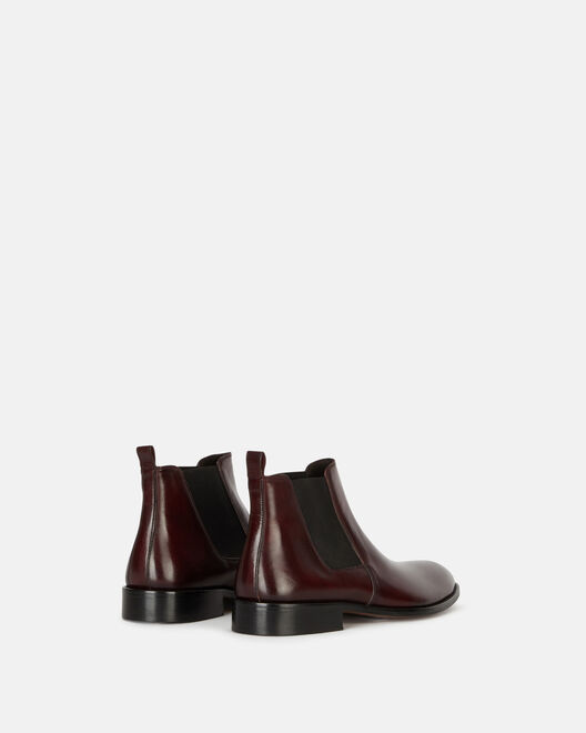 Boots - Ilija, BORDEAUX