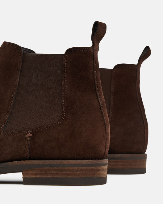 Boots - Arone, MARRON