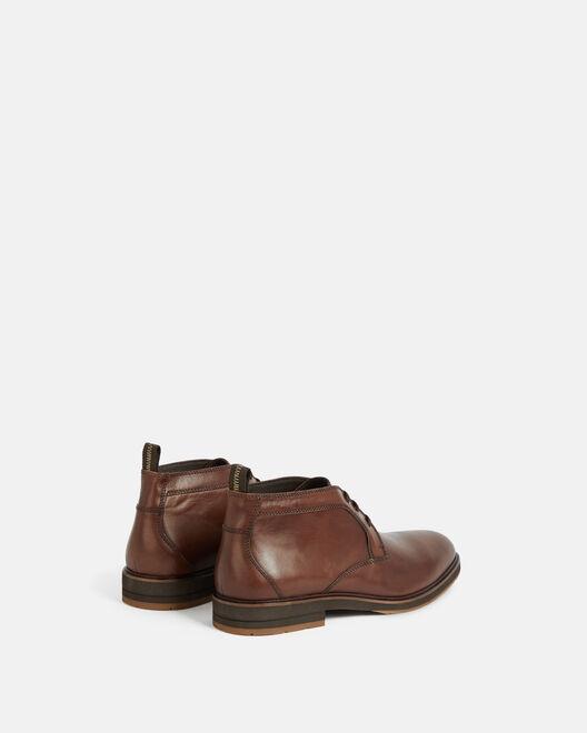 Boots - Stide, COGNAC