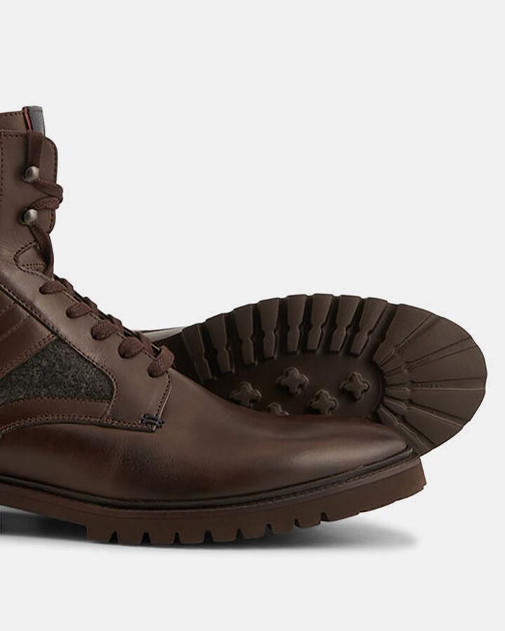 Boots - Brieg, CHOCOLAT MULTICOLORE