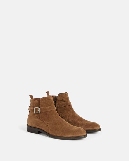 Boots - Sulian, COGNAC