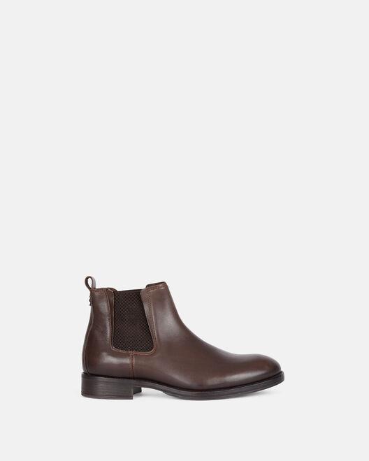 Boots - Sadok, MARRON