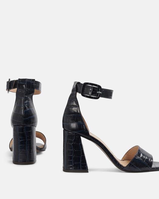 Sandale à talon - Citlali, MARINE