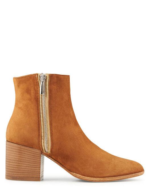 Boots - Kyla, CUIR