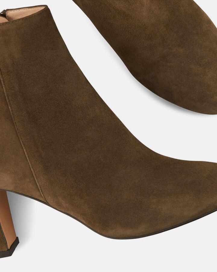 Boots - Providenci, KAKI