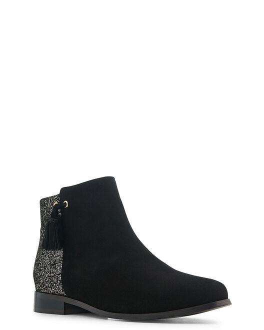 Boots - Dalina, NOIR