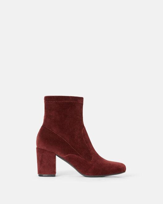 Boots - Terielle, GRENAT