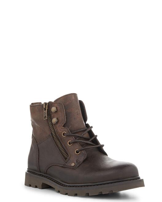 Boots - Asuncion, MARRON