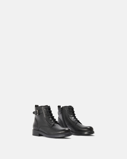 Boots - Hadriana, NOIR