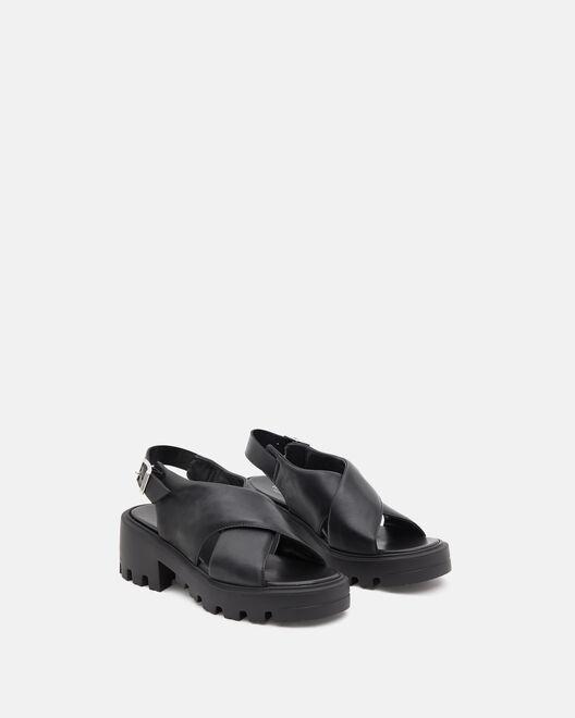 Sandale - Hivette, NOIR