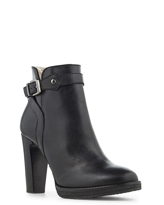 Boots - Galiane, NOIR