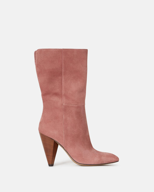 Boots - Paolina, VIEUX ROSE