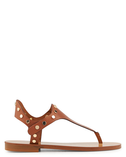 7f6f2e8ad7e1a Sandale plate - Vini - Chaussures