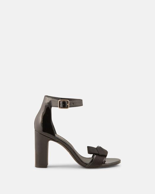 Sandale à talon - Felicia, NOIR