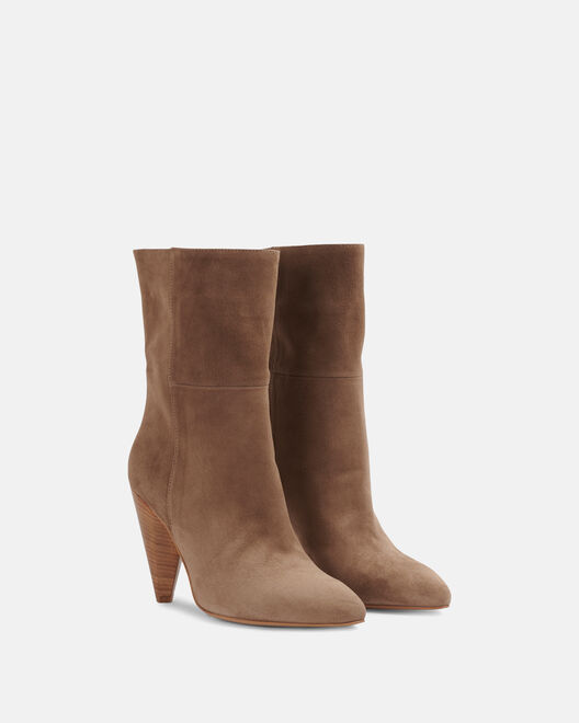 Boots - Samrra, TAUPE