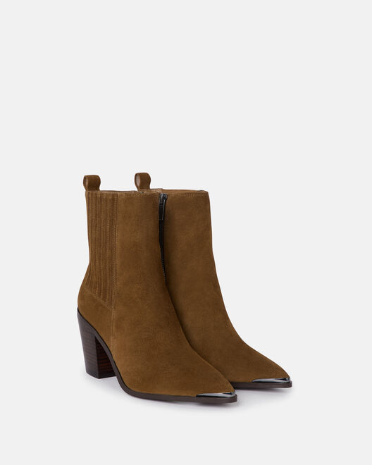 Boots - Trinciah, TAUPE