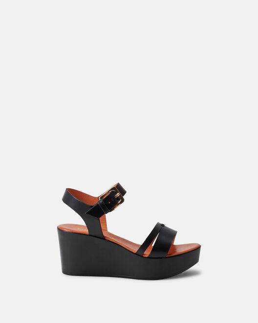 f46b82e0e15f Chaussures compensées femme et sandales compensées - Minelli
