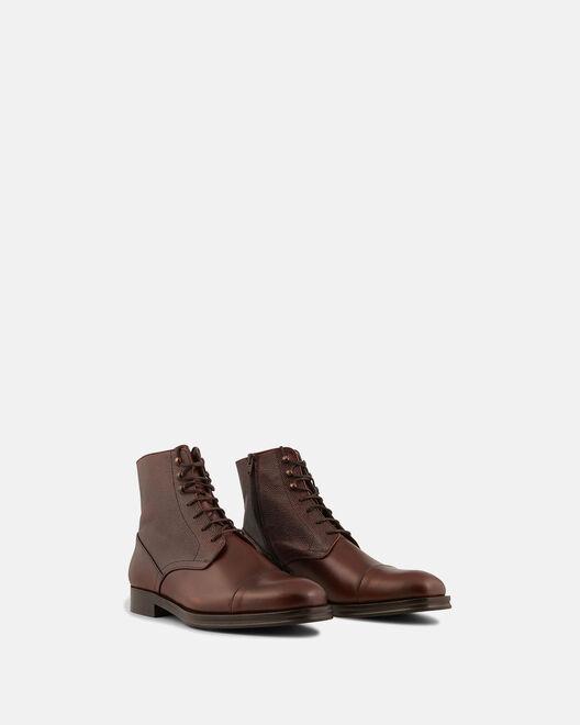 Boots - Denovan, COGNAC