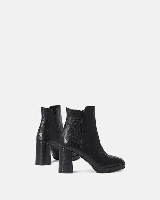 Boots - Pakizia, NOIR