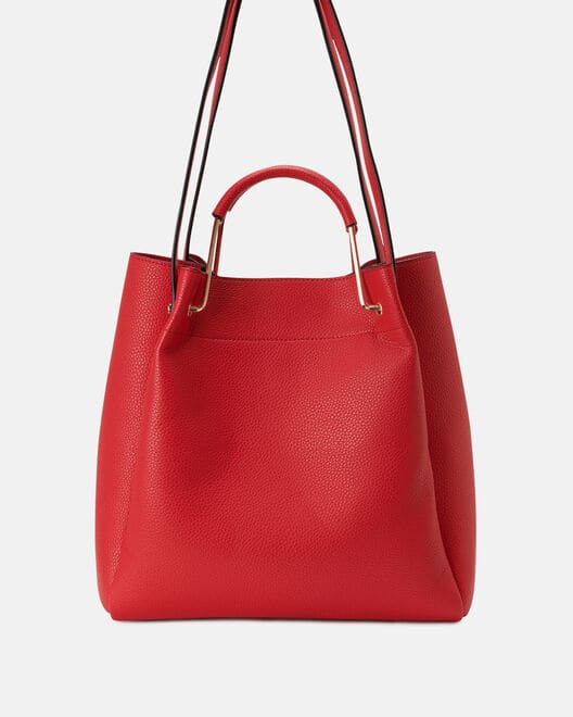 Sac grand format - Nahe, ROUGE