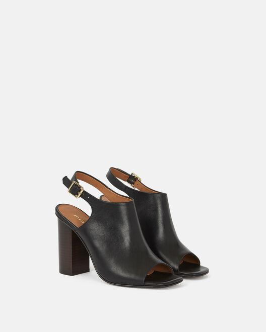 Sandale - Cibilla, NOIR