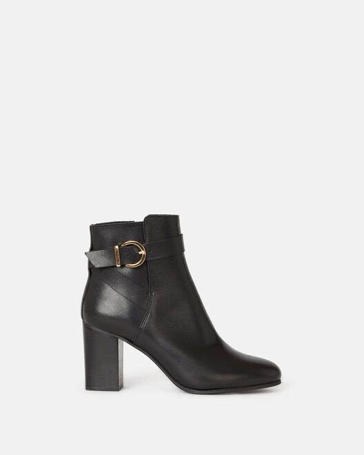 Boots - Tedya, NOIR