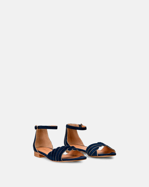 Sandale plate - Vaima, MARINE