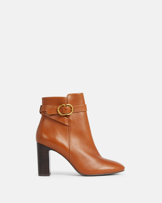 Boots - Teeyah, CUIR