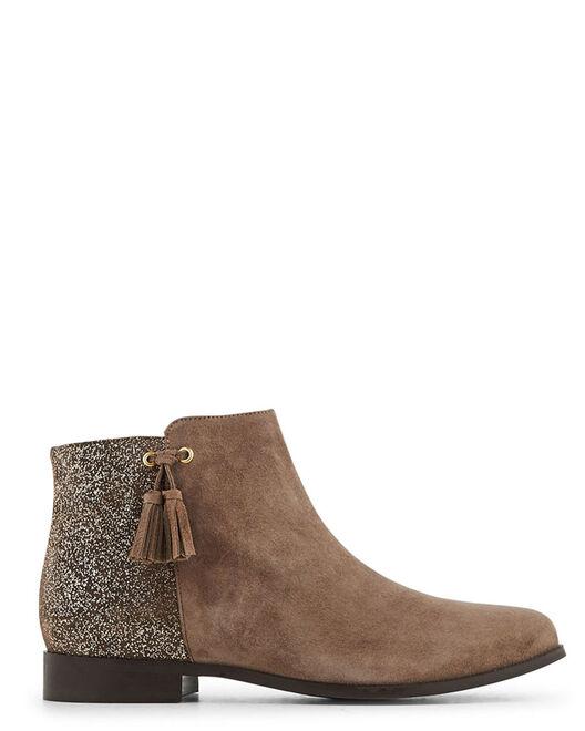 Boots - Dalina, TAUPE
