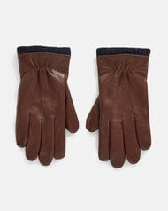 Gants - Waren, MARRON