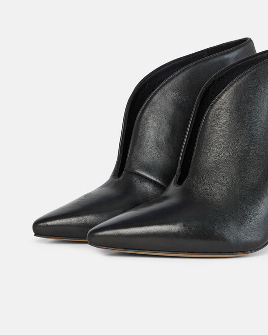 Boots - Tasnime, NOIR