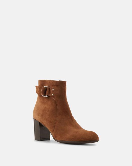 Boots - Purai, CUIR