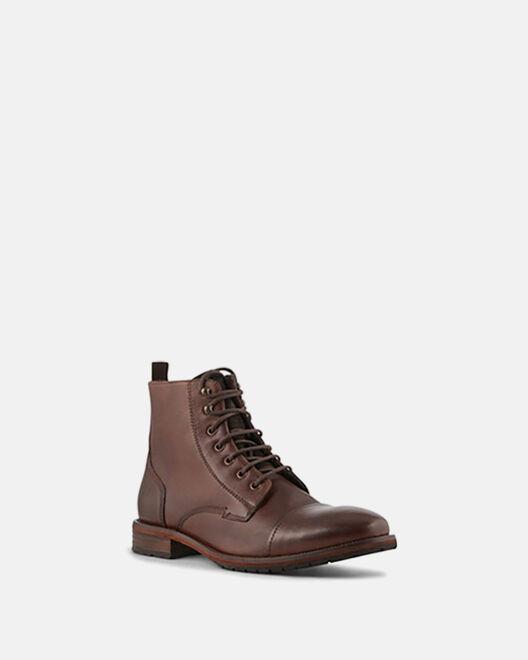 Boots - Bellu, MARRON