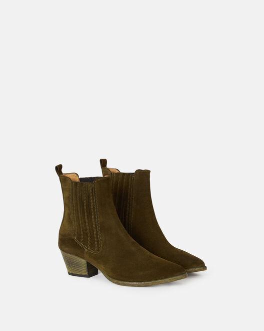 Boots - Talye, KAKI