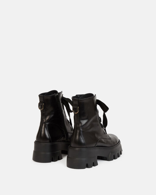 Boots - Solen, NOIR