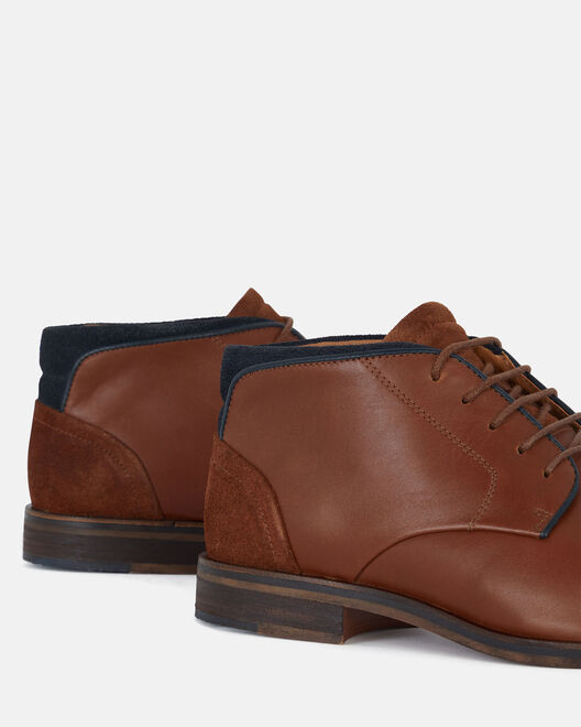 Boots - Sloann, COGNAC
