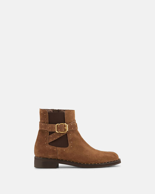 Boots - Rata, TAUPE