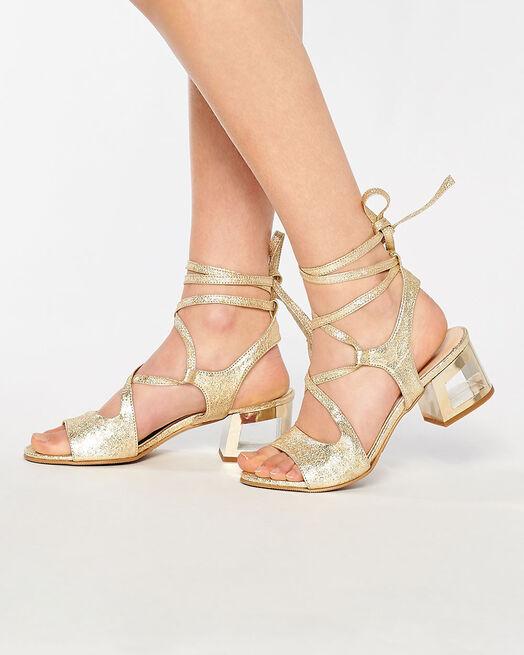 Sandale - Marilie, PLATINE