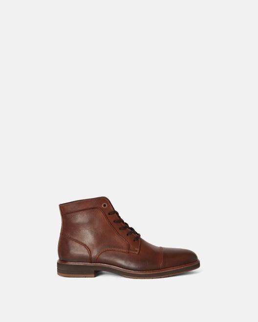 Boots -  Farouk, MARRON