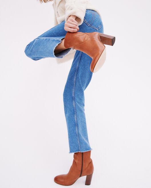Boots - Thamira, CUIR