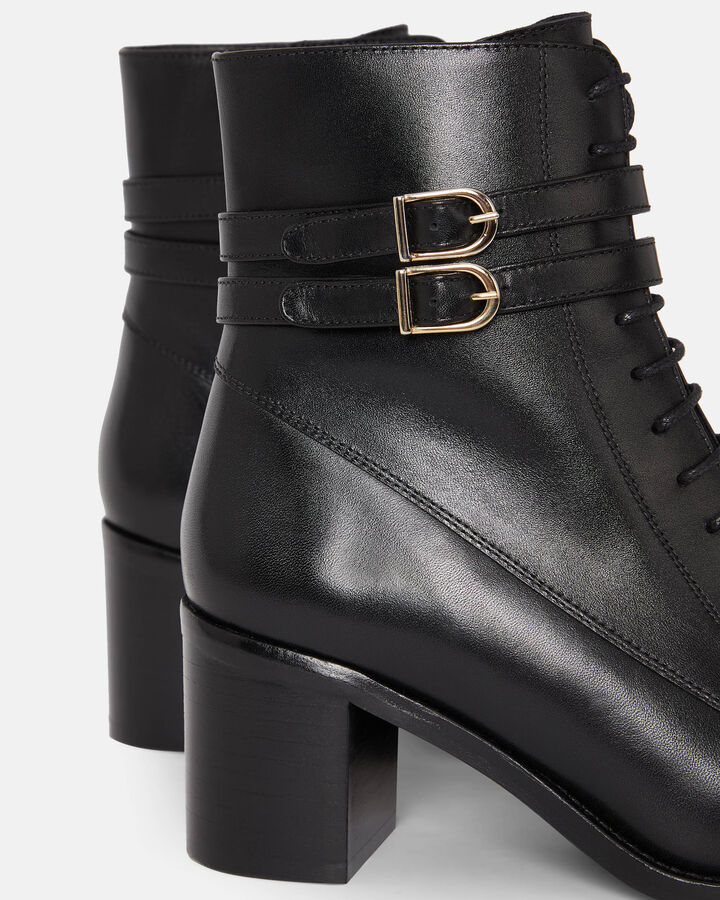 Boots - Tizya, NOIR