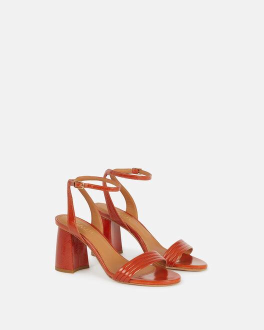 Sandale à talon - Cecily, CUIR