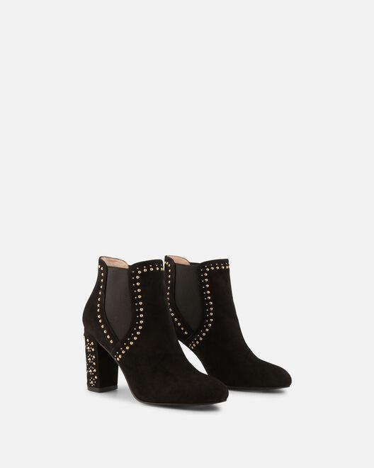 Boots - Ponama, NOIR