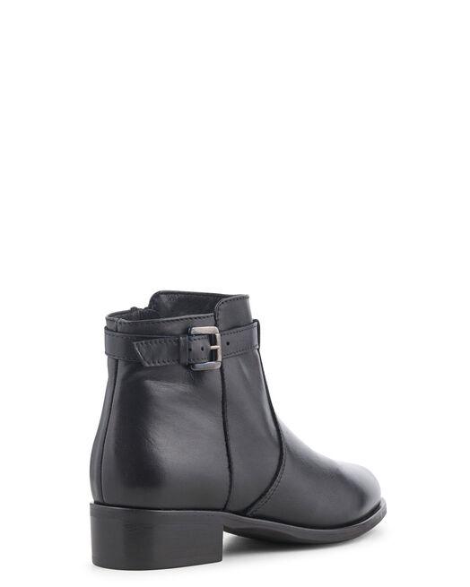Boots - Douha, NOIR