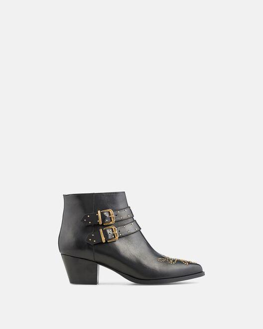 Boots - Aito, NOIR